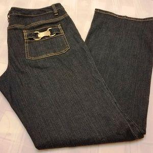 "EUC. Michael Kors Jeans (10) 34"" Waist/34"" Inseam"